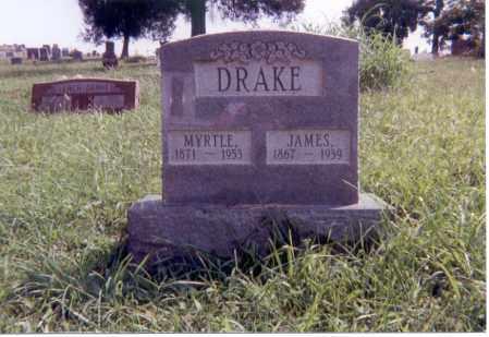 DRAKE, JAMES - Jackson County, Ohio | JAMES DRAKE - Ohio Gravestone Photos