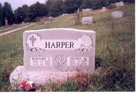 SICKLES HARPER, DELPHA MAE - Jackson County, Ohio   DELPHA MAE SICKLES HARPER - Ohio Gravestone Photos