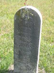 KING, EMMA E. - Jackson County, Ohio | EMMA E. KING - Ohio Gravestone Photos