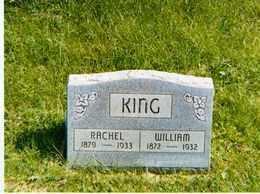 GEE KING, RACHEL - Jackson County, Ohio | RACHEL GEE KING - Ohio Gravestone Photos