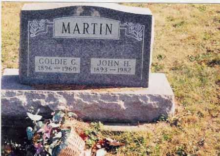 MARTIN, JOHN H. - Jackson County, Ohio   JOHN H. MARTIN - Ohio Gravestone Photos