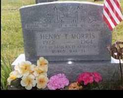 MORRIS, HENRY - Jackson County, Ohio | HENRY MORRIS - Ohio Gravestone Photos