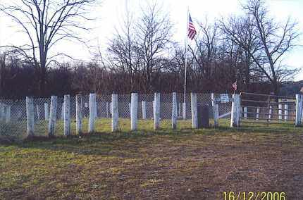 OVERVIEW, DAVIS FARM - Jackson County, Ohio | DAVIS FARM OVERVIEW - Ohio Gravestone Photos