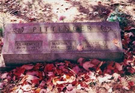 PITTENGER, CLARENCE E. - Jackson County, Ohio | CLARENCE E. PITTENGER - Ohio Gravestone Photos