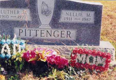 PITTENGER, NELLIE M. - Jackson County, Ohio | NELLIE M. PITTENGER - Ohio Gravestone Photos