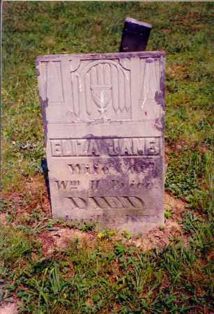 PERRY PRICE, ELIZA JANE - Jackson County, Ohio | ELIZA JANE PERRY PRICE - Ohio Gravestone Photos