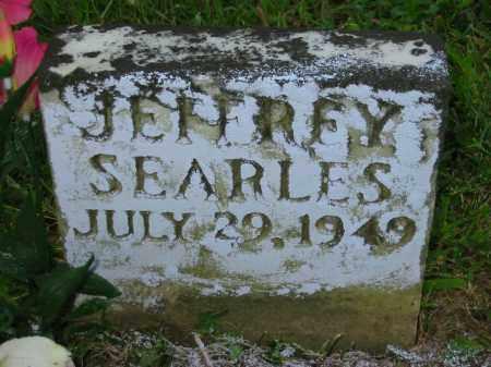 SEARLES, JEFFERY - Jackson County, Ohio | JEFFERY SEARLES - Ohio Gravestone Photos