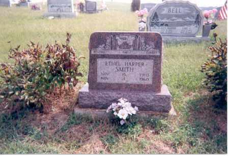 SMITH, ETHEL - Jackson County, Ohio | ETHEL SMITH - Ohio Gravestone Photos