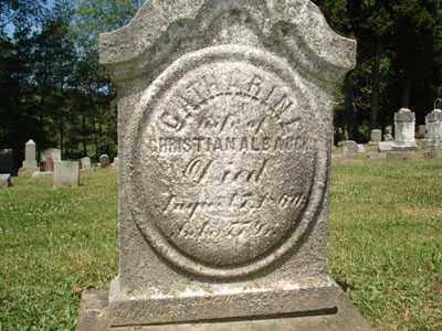 ALBAUGH, CATHERINE - Jefferson County, Ohio   CATHERINE ALBAUGH - Ohio Gravestone Photos