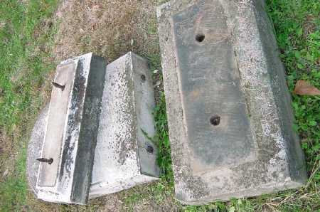 ARBUCKLE, SARAH - MONUMENT - Jefferson County, Ohio | SARAH - MONUMENT ARBUCKLE - Ohio Gravestone Photos