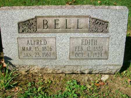 BELL, ALFRED - Jefferson County, Ohio | ALFRED BELL - Ohio Gravestone Photos