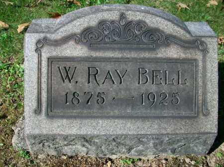 BELL, W RAY - Jefferson County, Ohio   W RAY BELL - Ohio Gravestone Photos