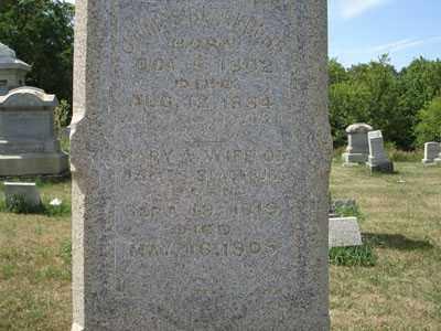 BLACKBURN, JAMES - Jefferson County, Ohio | JAMES BLACKBURN - Ohio Gravestone Photos
