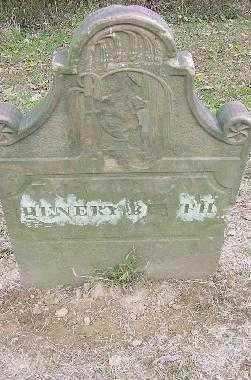 BLYTHE, HENERY - BACK OF STONE - Jefferson County, Ohio   HENERY - BACK OF STONE BLYTHE - Ohio Gravestone Photos