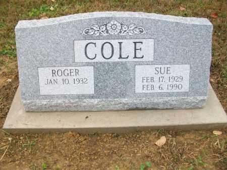 """COLE, SUZUKO """"SUE"""" - Jefferson County, Ohio   SUZUKO """"SUE"""" COLE - Ohio Gravestone Photos"""