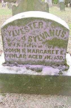 DUNALP, SYLVESTER - Jefferson County, Ohio   SYLVESTER DUNALP - Ohio Gravestone Photos