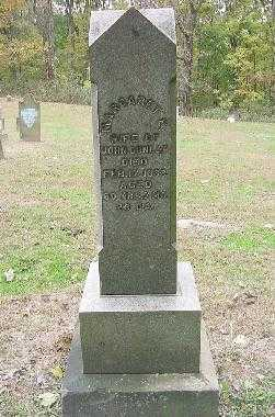 DUNLAP, MARGARET E. - Jefferson County, Ohio | MARGARET E. DUNLAP - Ohio Gravestone Photos