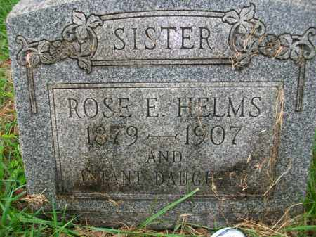 MERRYMAN HELMA, ROSE E - Jefferson County, Ohio | ROSE E MERRYMAN HELMA - Ohio Gravestone Photos