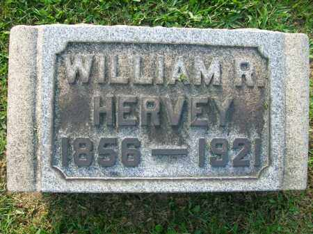 HERVEY, WILLIAM R - Jefferson County, Ohio | WILLIAM R HERVEY - Ohio Gravestone Photos