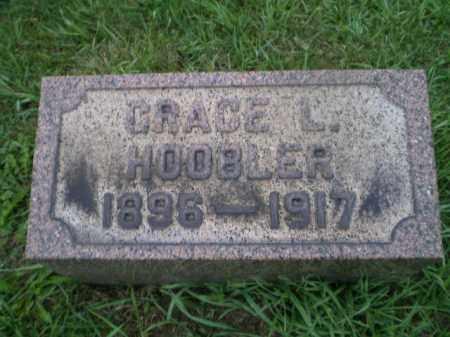 HOOBLER, GRACE L - Jefferson County, Ohio | GRACE L HOOBLER - Ohio Gravestone Photos