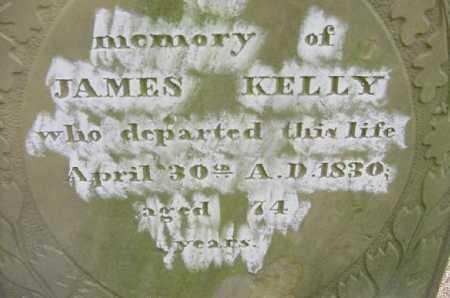 KELLY, JAMES - CLOSEVIEW #2 - Jefferson County, Ohio | JAMES - CLOSEVIEW #2 KELLY - Ohio Gravestone Photos