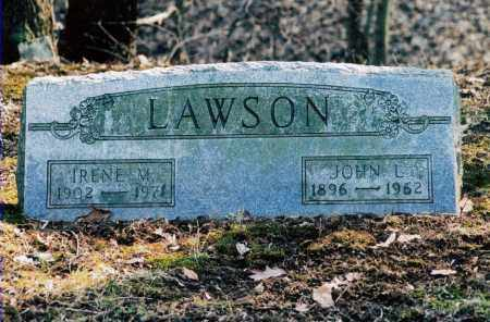 LAWSON, JOHN - Jefferson County, Ohio | JOHN LAWSON - Ohio Gravestone Photos