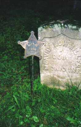 LOWMILLER, DAVID - Jefferson County, Ohio | DAVID LOWMILLER - Ohio Gravestone Photos