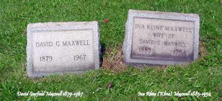 MAXWELL, DAVID G. - Jefferson County, Ohio | DAVID G. MAXWELL - Ohio Gravestone Photos
