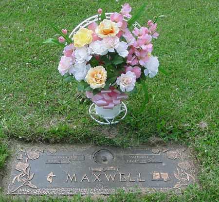 MAXWELL, JOSEPH E. - Jefferson County, Ohio | JOSEPH E. MAXWELL - Ohio Gravestone Photos