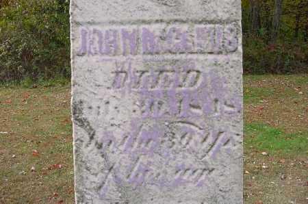 M'CAMIS, JOHN - Jefferson County, Ohio | JOHN M'CAMIS - Ohio Gravestone Photos