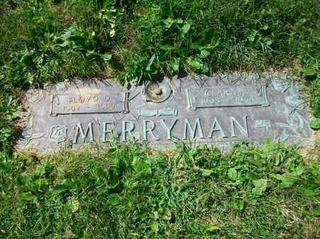 STILLWELL MERRYMAN, CLARA LOUISE - Jefferson County, Ohio | CLARA LOUISE STILLWELL MERRYMAN - Ohio Gravestone Photos