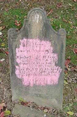MC CLAVE, AARON - MONUMENT - Jefferson County, Ohio   AARON - MONUMENT MC CLAVE - Ohio Gravestone Photos
