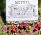 OLLER, DOROTHY CATHERINE - Jefferson County, Ohio | DOROTHY CATHERINE OLLER - Ohio Gravestone Photos