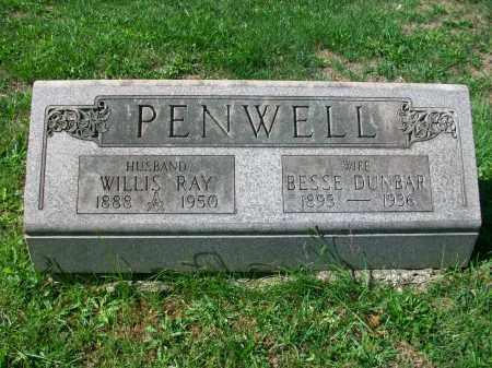 PENWELL, WILLIS RAY - Jefferson County, Ohio | WILLIS RAY PENWELL - Ohio Gravestone Photos
