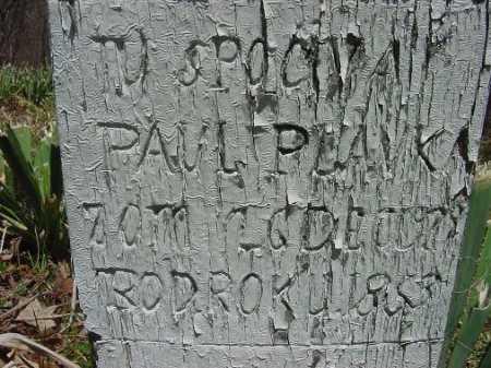PLAUKA, PAUL - Jefferson County, Ohio | PAUL PLAUKA - Ohio Gravestone Photos