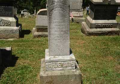 SHIELDS, HARRY CLIFFORD - Jefferson County, Ohio   HARRY CLIFFORD SHIELDS - Ohio Gravestone Photos