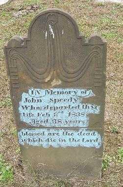 SPEEDY, JOHN - MONUMENT - Jefferson County, Ohio | JOHN - MONUMENT SPEEDY - Ohio Gravestone Photos