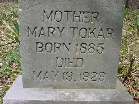 TOKAR, MARY - Jefferson County, Ohio | MARY TOKAR - Ohio Gravestone Photos