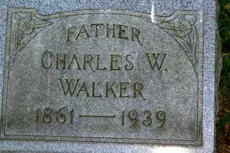 WALKER, CHARLES - Jefferson County, Ohio | CHARLES WALKER - Ohio Gravestone Photos
