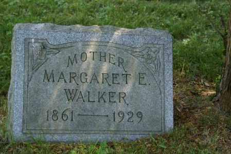 WALKER, MARGARET - Jefferson County, Ohio | MARGARET WALKER - Ohio Gravestone Photos