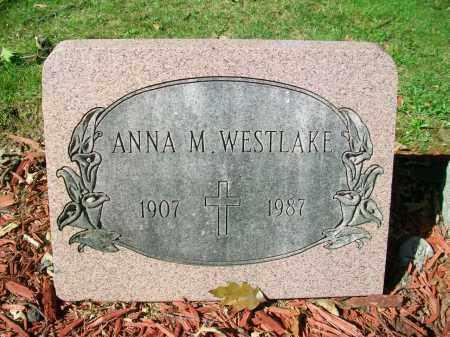 CULBERTSON WESTLAKE, ANNA MAE - Jefferson County, Ohio | ANNA MAE CULBERTSON WESTLAKE - Ohio Gravestone Photos