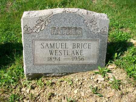 WESTLAKE, SAMUEL BRICE - Jefferson County, Ohio   SAMUEL BRICE WESTLAKE - Ohio Gravestone Photos