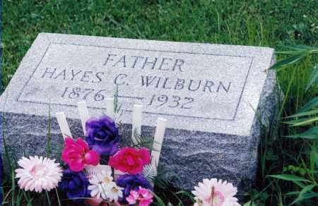 WILBURN, HAYES - Jefferson County, Ohio | HAYES WILBURN - Ohio Gravestone Photos