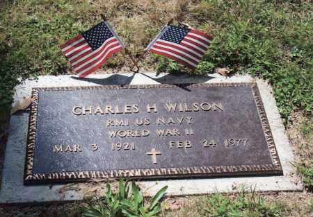 WILSON, CHARLES  HARMON - Jefferson County, Ohio   CHARLES  HARMON WILSON - Ohio Gravestone Photos