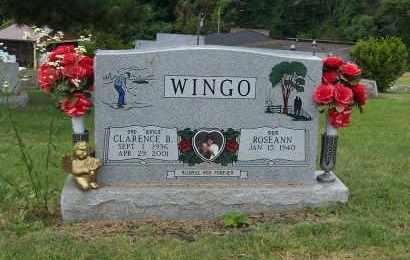 WINGO, CLARENCE BERNARD - Jefferson County, Ohio | CLARENCE BERNARD WINGO - Ohio Gravestone Photos