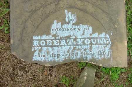 YOUNG, ROBERT - UPPER SECTION - Jefferson County, Ohio | ROBERT - UPPER SECTION YOUNG - Ohio Gravestone Photos