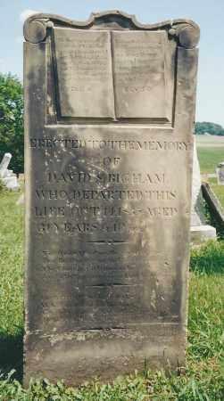 BIGHAM, DAVID - Knox County, Ohio | DAVID BIGHAM - Ohio Gravestone Photos