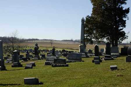 CEMETERY, VIEW - Knox County, Ohio | VIEW CEMETERY - Ohio Gravestone Photos
