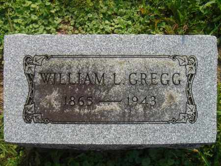 GREGG, WILLIAM L. - Knox County, Ohio | WILLIAM L. GREGG - Ohio Gravestone Photos