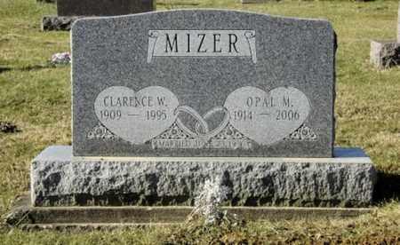 MIZER, CLARENCE W. - Knox County, Ohio   CLARENCE W. MIZER - Ohio Gravestone Photos